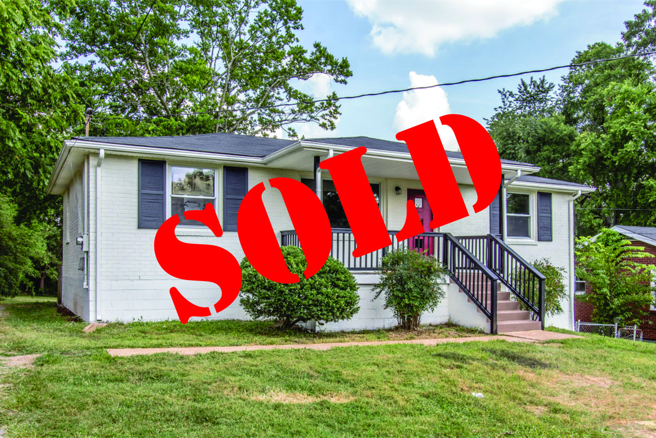641 Gibson Dr – SOLD